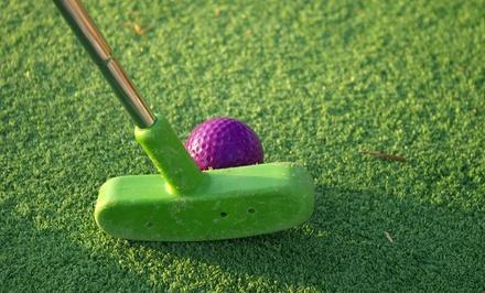 Cabot Miniature Golf