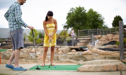 Sayville Falls Miniature Golf