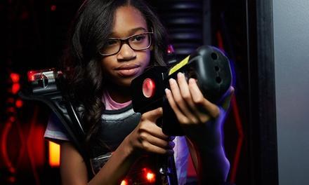 Long Island's Laser Bounce
