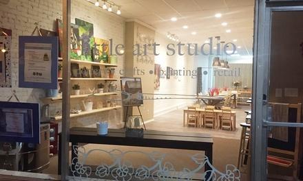 little art studio