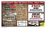 New Braunfels Smoke House B