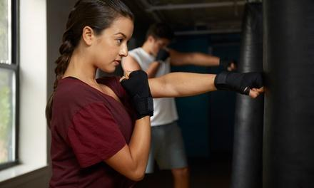 Fitness Through Boxing