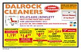 Dalrock Cleaners 475-