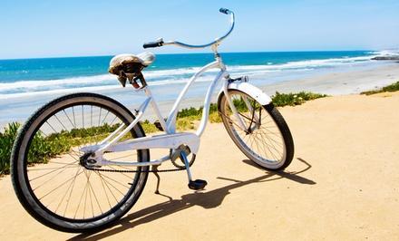 Venice Beach Electric Bike Rentals