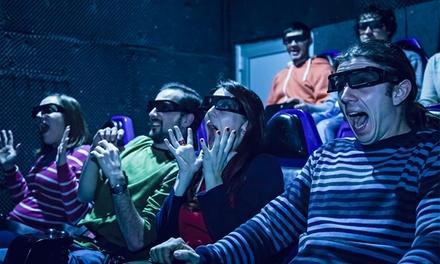 9D Adventure Extreme Cinemas