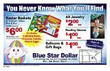 Blue Star Dollar