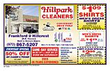 Hill Park Cleaners