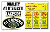 Lakeside Cleaners 361-7252