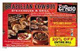 Brazilian Cowboy Grill & Steak