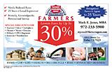 Farmers Ins-mark E. Jones