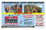 Metro Roofing && Remodeling