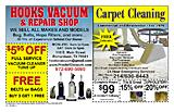 Hooks Vacuum