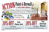 Action Paint && Drywall