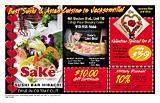Sake Asian Fusion