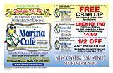 Marina Cafe and River Cruises