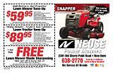 Neuse Power Mowers/new Bern