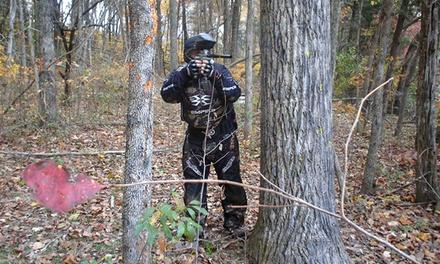 Conder's Paintball
