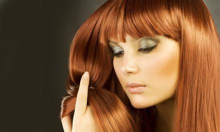 Sara Loyd at Hair Master