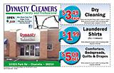 Dynasty Cleaners