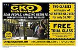 Cko Kickboxing South Charlotte