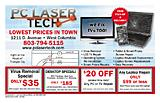 PC Laser Tech