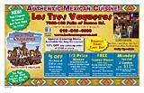 Los Tres Vaqueros Restaurante Mexicanos