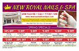 New Royal Nails & Spa