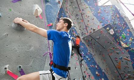 Xtreme Rock Climbing