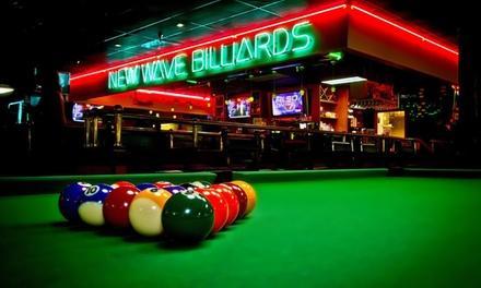 New Wave Billiards