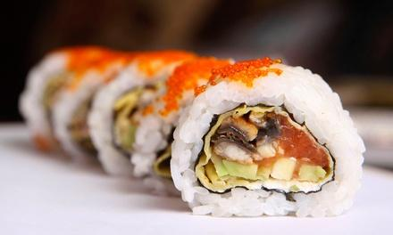 Raku Sushi and Lounge