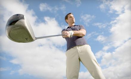 Brad Pluth Golf Academy