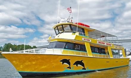 The Miss Florida Dolphin Cruise at The Wharf