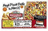 Mountain Mike's Pizza