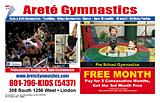 Arete Gymnastics && Fitness