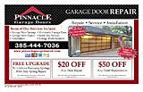 Pinnacle Garage Doors