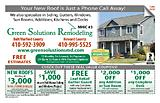 Green Solutions Remodelers