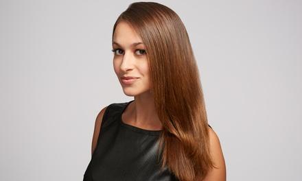 Sara Nohemy at Marina's Hair Studio