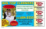 Big Top Cleaners