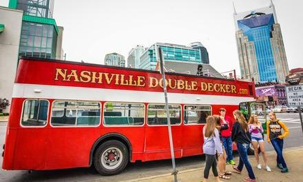 Nashville Double Decker