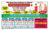 Sargent Cleaners