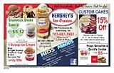 Hershey's Shake Shop