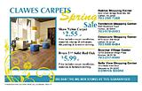Clawes Carpet && Carpet Cleanin