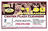 Center Plaza Cleaners