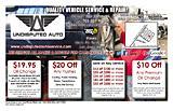 Undisputed Auto Sales & Repair, Inc