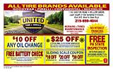 United Tire-willow Grove