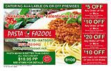 Pasta Fazool Old World Italian Restaurant