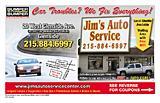 Jim's Auto Service Center