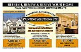 Painting Solutions, Etc.