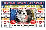 Federal Road Car Wash