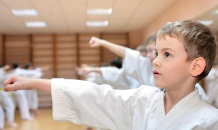 Kids Love Martial Arts